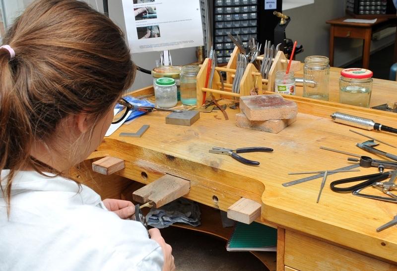 cap bijoutier joaillier - techniques de fabrication