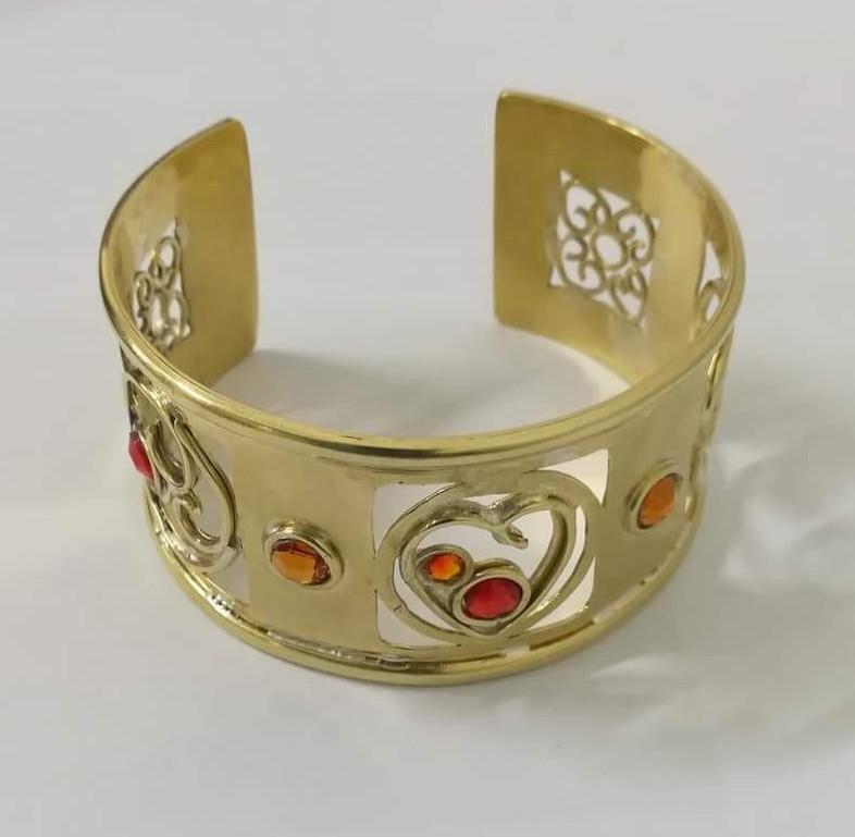 Réalisation de bracelet bijouterie fantaisie