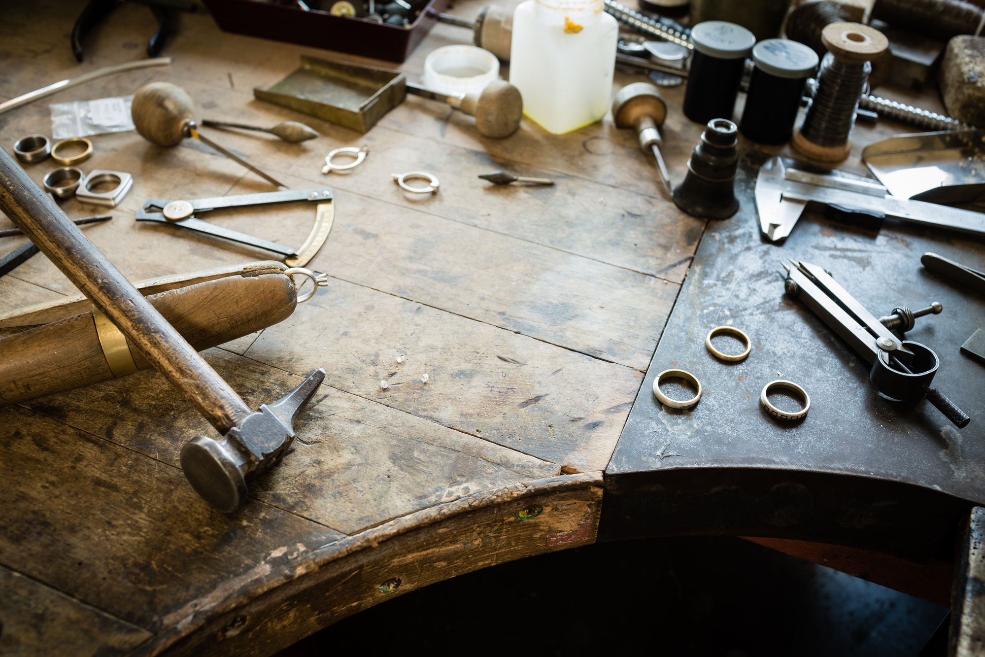 Formation et certification en bijouterie